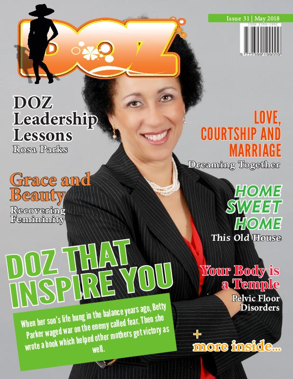 DOZ Issue 31 May 2018
