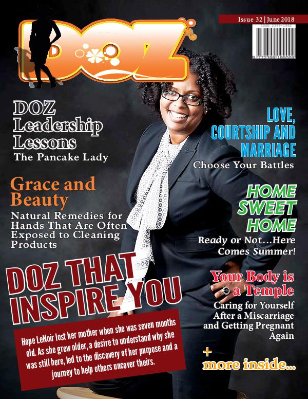 DOZ Issue 32 June 2018