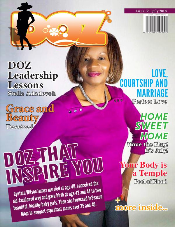 Issue 33 July 2018