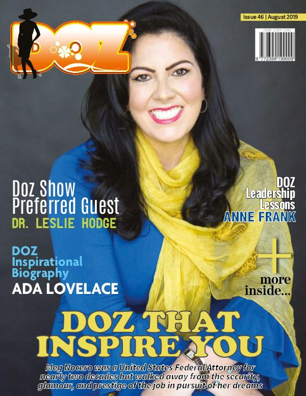 DOZ Issue 46 August 2019