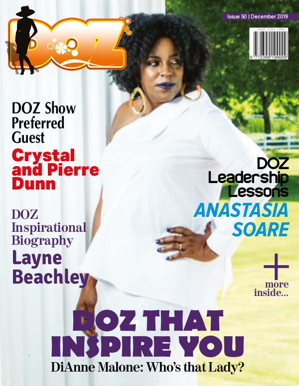 DOZ Issue 50 December 2019