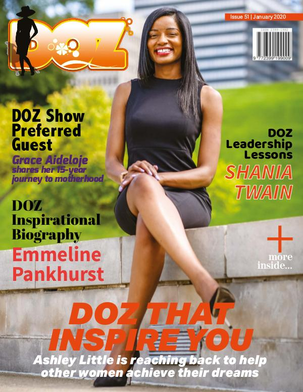 DOZ Issue 51 January 2020