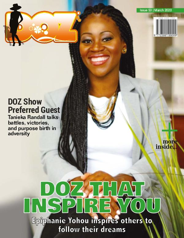 DOZ Issue 53 March 2020
