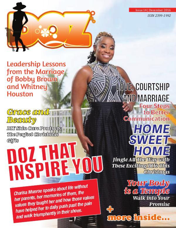 DOZ Issue 14 December 2016