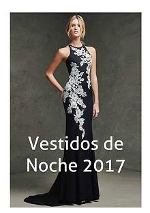 Vestidos de Noche 2017