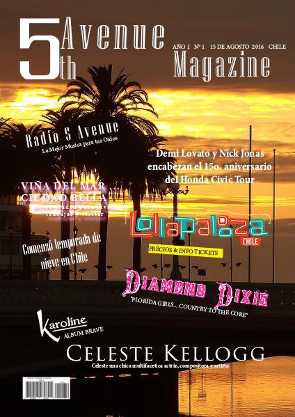 5Avenue Magazine 1
