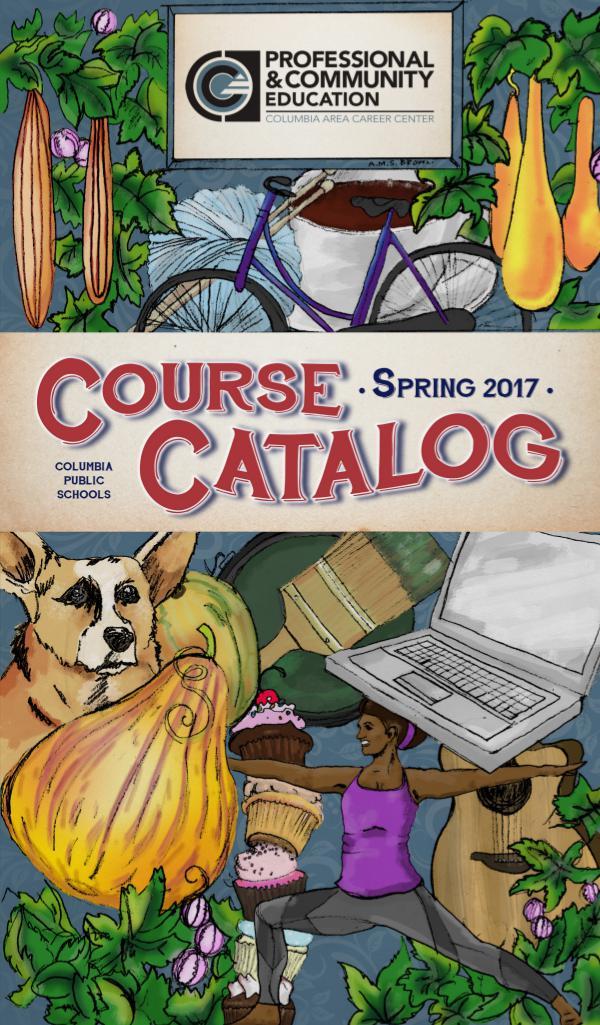 CACC - PCE Enrichment Course Catalog Spring 2017