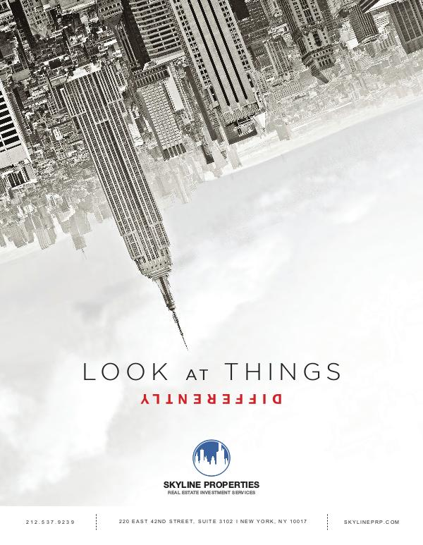 Skyline Properties Press Book Recent Press