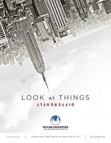 Skyline Properties Press Book