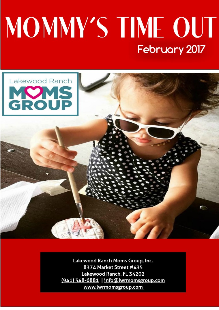 Mommy's Time Out Magazine February 2017