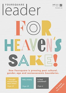 Foursquare Leader Volume 10 Issue 2