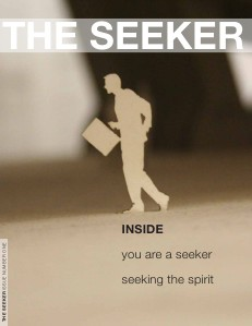 The Seeker issue 1