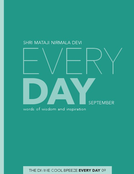 EVERY DAY with Shri Mataji SEPTEMBER