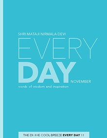 EVERY DAY with Shri Mataji