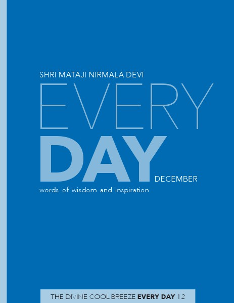 EVERY DAY with Shri Mataji DECEMBER