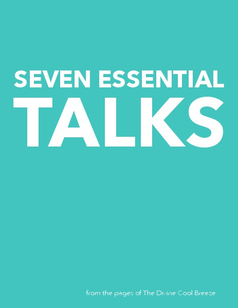 DCB GALLERY Seven Essential Talks