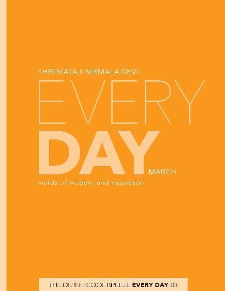EVERY DAY with Shri Mataji MARCH