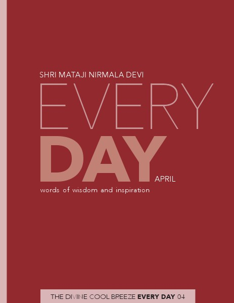 EVERY DAY with Shri Mataji APRIL