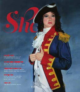 She Magazine July 2013
