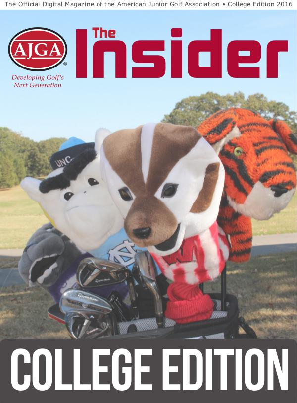 The Insider College Edition