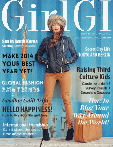 GirlGI Issue 4