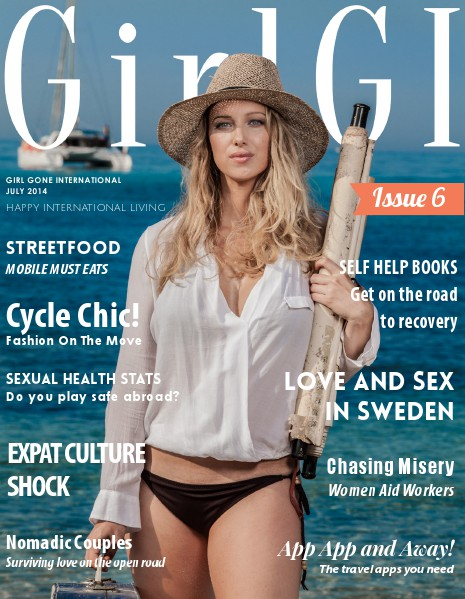 GirlGI | Girl Gone International Issue 6