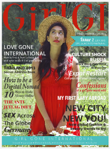 GirlGI | Girl Gone International GirlGI Issue 2