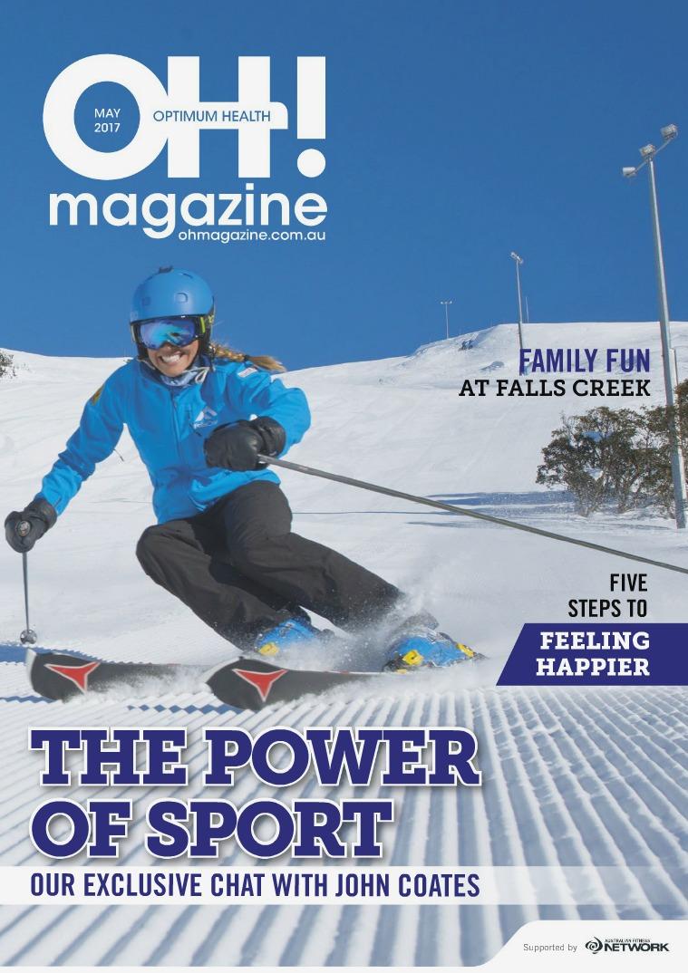 OH! Magazine - Australian Version May 2017