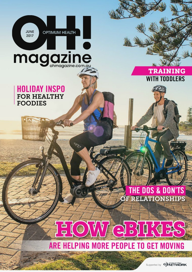 OH! Magazine - Australian Version June 2017