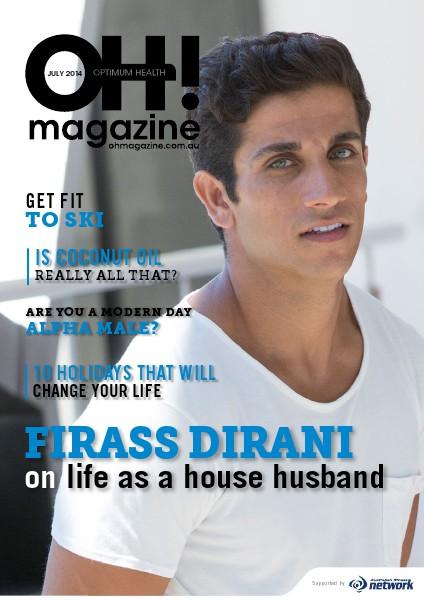 OH! Magazine - Australian Version July 2014 (Australian Version)