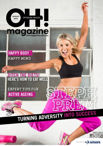 OH! Magazine - Australian Version August 2014 (Australian Version)