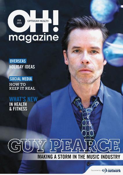 OH! Magazine - Australian Version February 2015 (Australian Version)