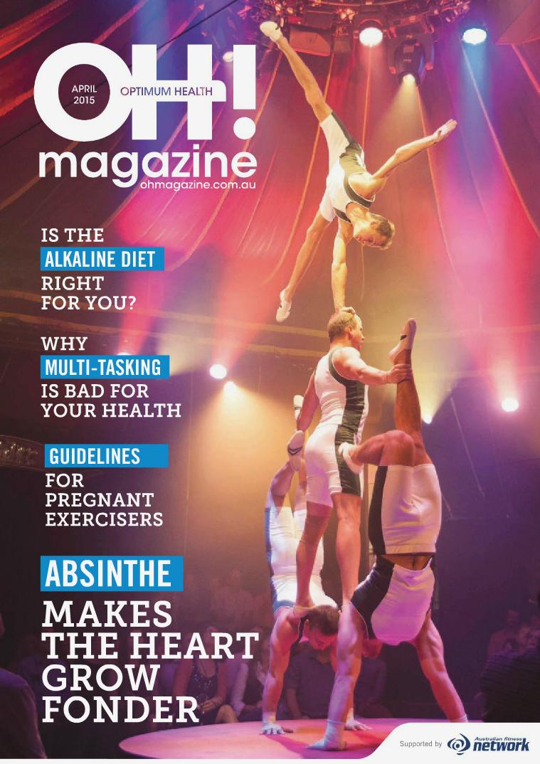 OH! Magazine - Australian Version April 2015