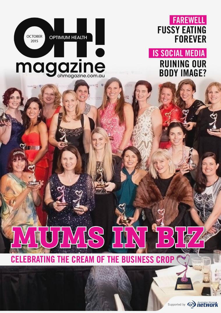 OH! Magazine - Australian Version October 2015