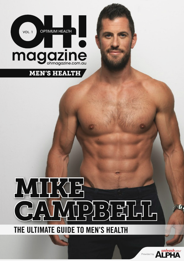The Ultimate Guide to Men's Health Volume 1 Volume 1