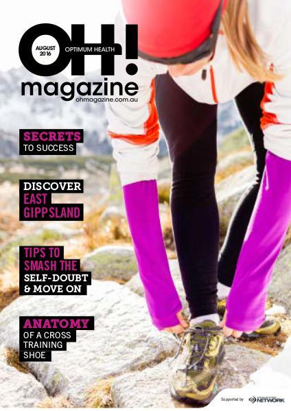 OH! Magazine - Australian Version August 2016