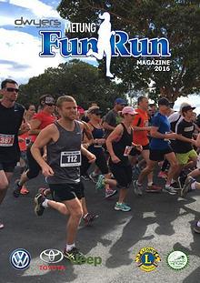 Metung Fun Run 2016