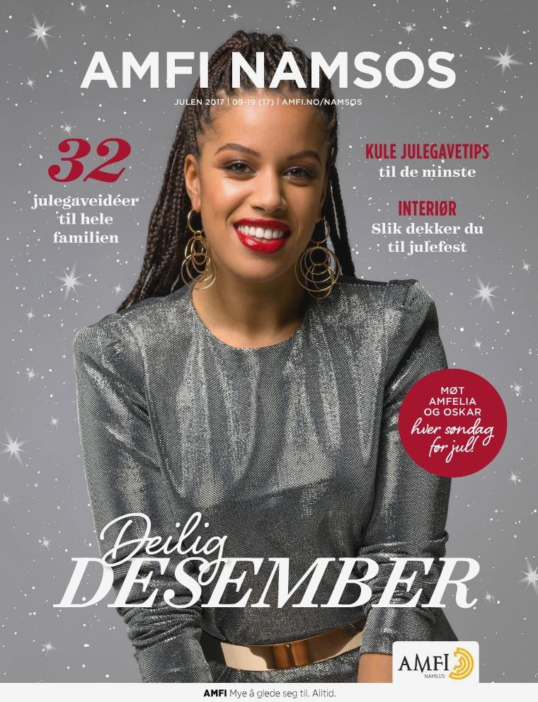 AMFI Namsos Deilig desember