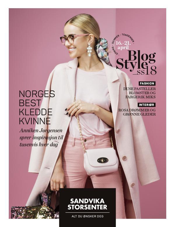 Sandvika Storsenter BlogStyle SS18