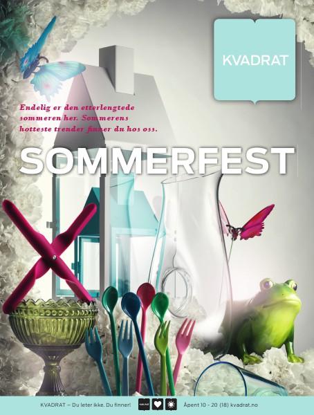 Kvadrat Sommerfest