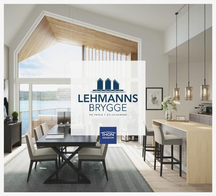 Lehmanns Brygge Prospekt for Lehmanns Brygge