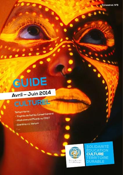 Guide Culturel du CG #6 Avril 2014