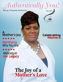 Authentically You Magazine  A Mother's Joy