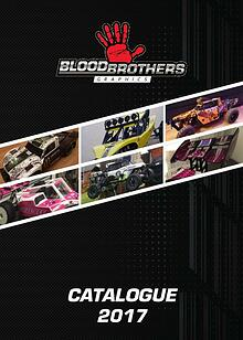 Blood Brothers Graphics Catalogue 2017