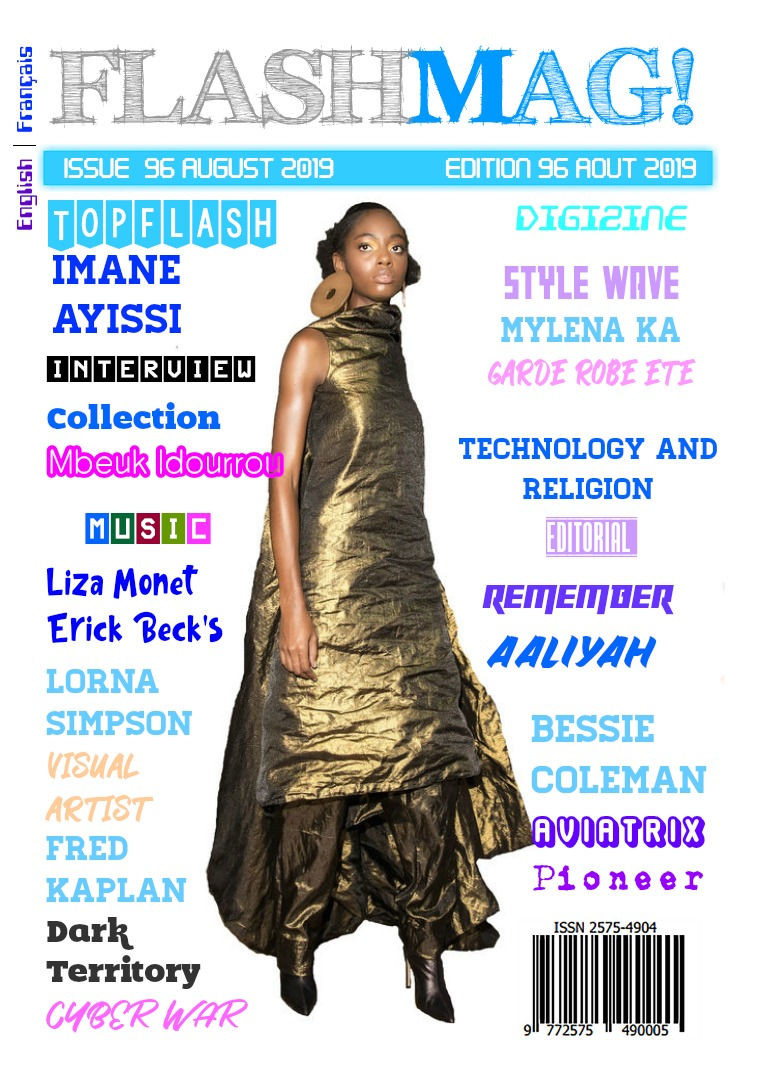 Flashmag Digizine Edition Issue 96 August  2019