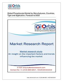 Global Phosphonate Market - Industry Research Report 2022