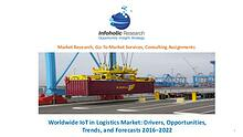 Worldwide IoT in Logistics Market Trends and Forecasts 2016-2022