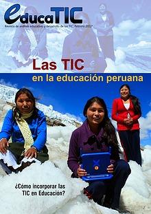 Las Tic en la educación peruana