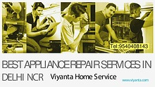 Leading Appliance Repairs - Viyanta Home Services