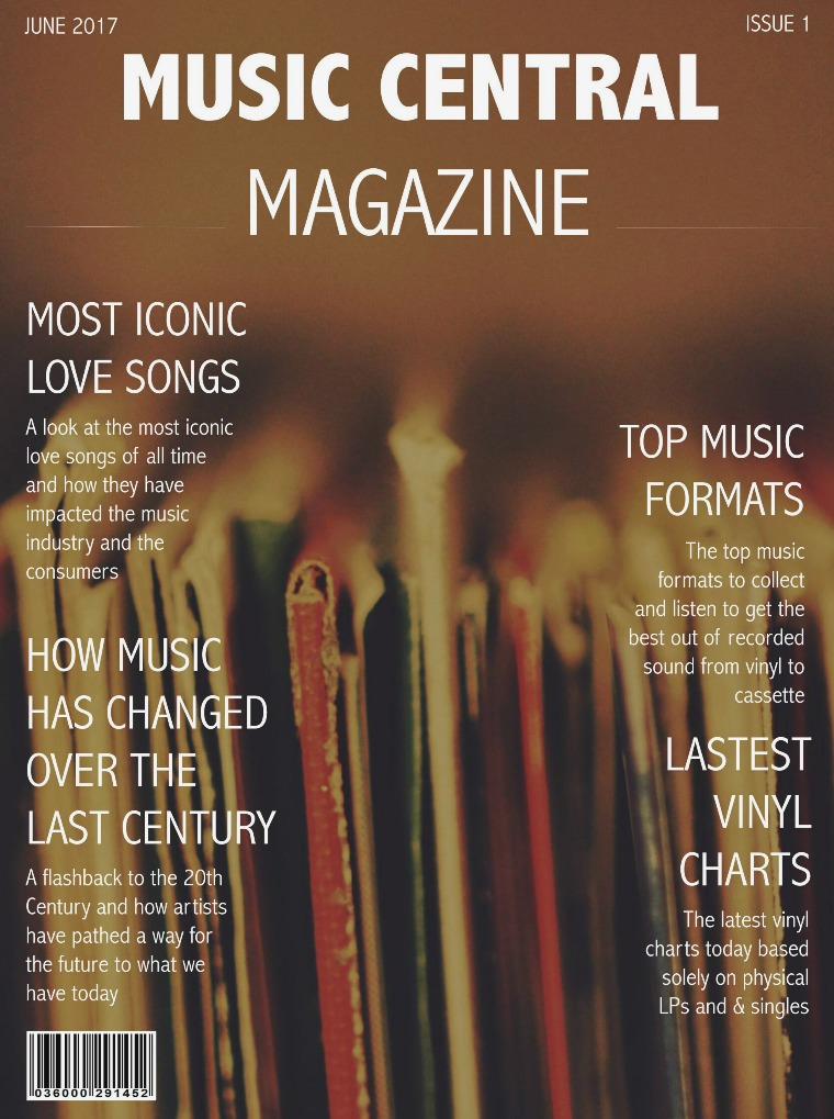 Music Central Issue 1